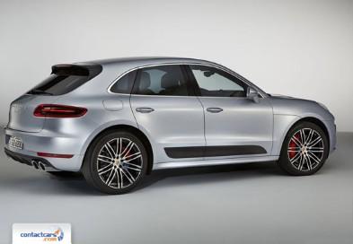 Porsche Macan 2021