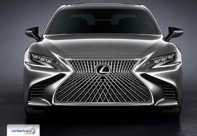 Lexus - LS500 - 2020
