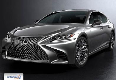 Lexus LS500 2020