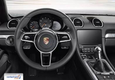 Porsche 718 Boxster 2021