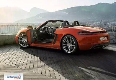 Porsche 718 Boxster S 2021