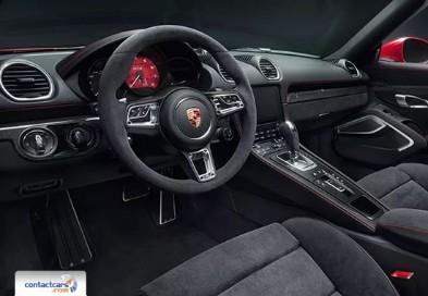 Porsche 718 Boxster GTS 2021
