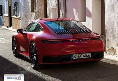 Porsche 911 Carrera 4S 2021