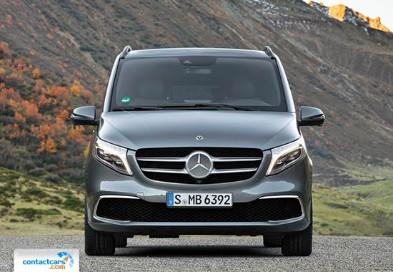 Mercedes V 250 2021