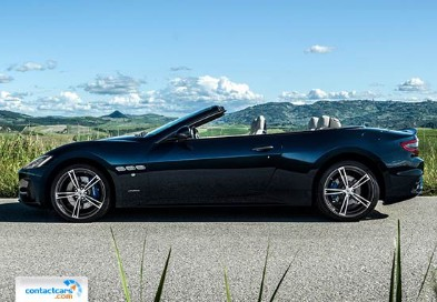 Maserati Gran Cabrio 2018
