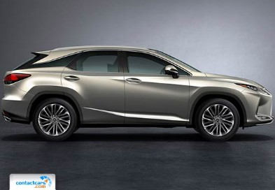 Lexus RX350 2020