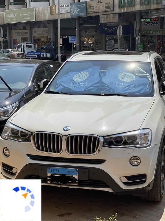 BMW - X3 - 2016