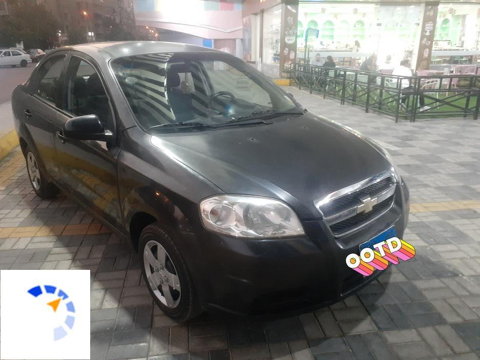 Chevrolet - Aveo - 2008