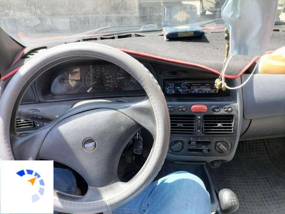 Fiat - Siena - 2004