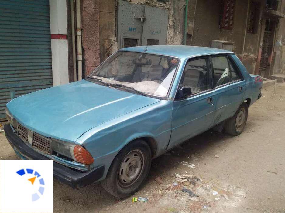 Peugeot - 305 - 1979