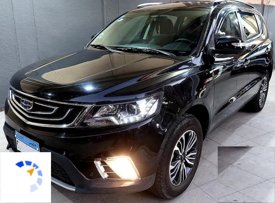 Geely - EMGRAND X7 - 2019