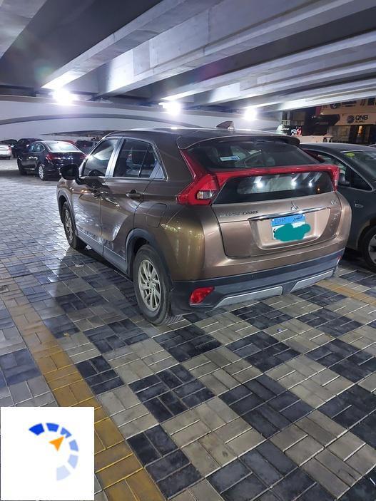 Mitsubishi - Eclipse - 2018