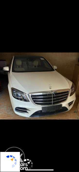 Mercedes - S500 - 2020