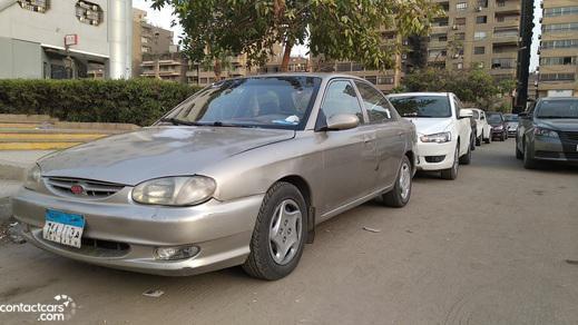 Kia - Sephia - 2000