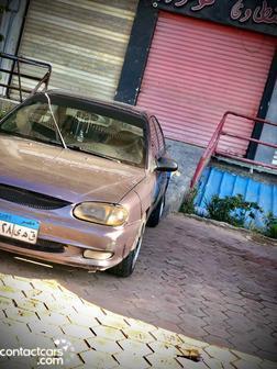 Kia Sephia 2000
