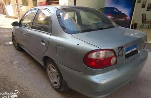 Kia Sephia 2002