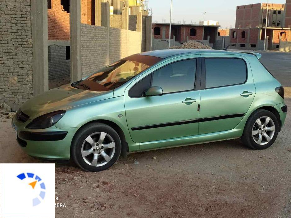Peugeot - 307 - 2003