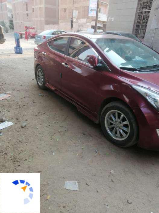 Hyundai - Elantra  - 2012