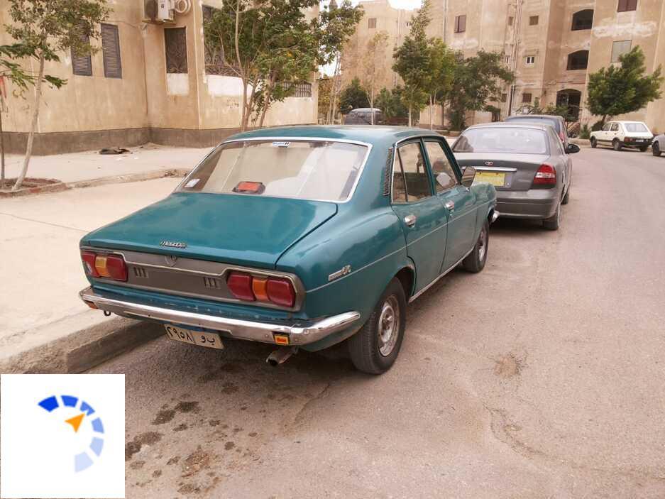Mazda - 323 - 1976