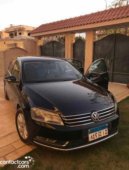 Volkswagen - Passat - 2012