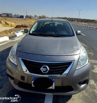 Nissan - Sunny - 2015