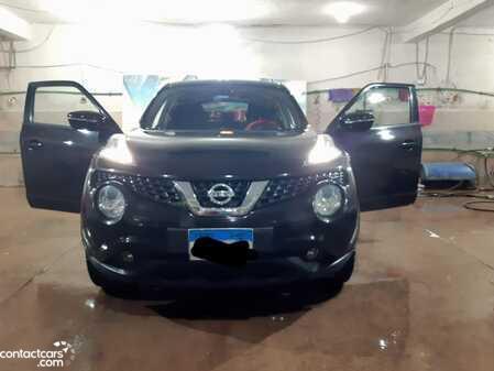Nissan - Juke Platinium - 2015