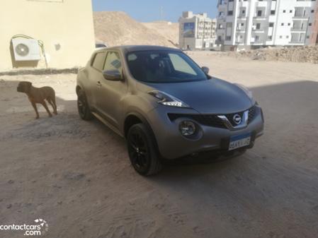 Nissan - Juke - 2015
