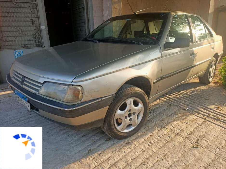 Peugeot - 405 - 1996