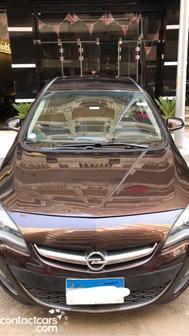 Opel - Astra - 2016