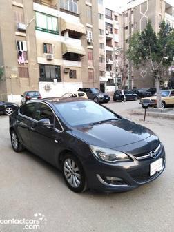 Opel - Astra - 2013