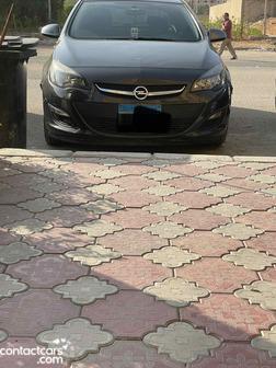 Opel - Astra - 2014
