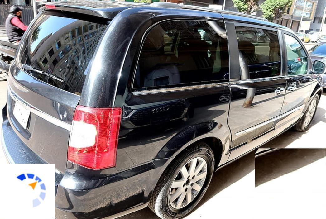Chrysler - Town and country - 2015