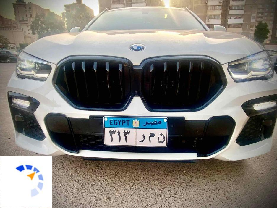 BMW - X6 - 2021