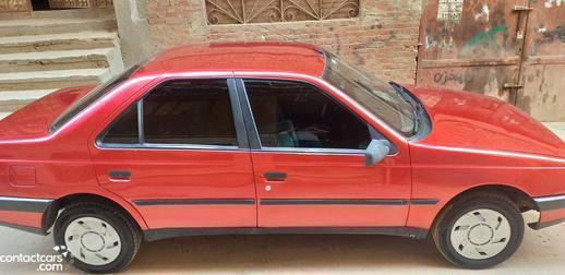 Peugeot - 405 - 1995