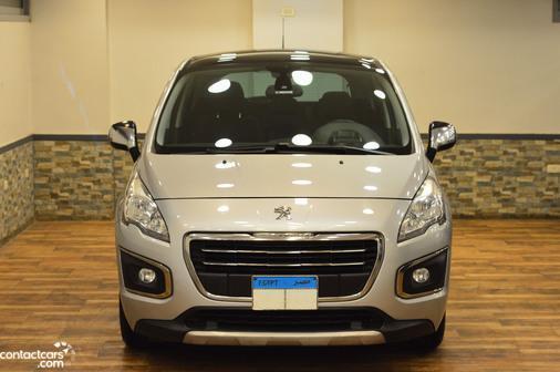 Peugeot - 3008 - 2015