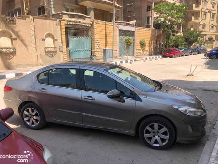 Peugeot - 408 - 2012