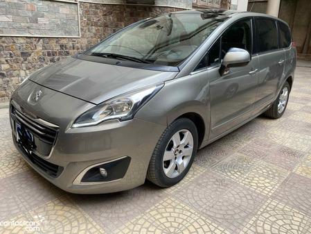 Peugeot - 5008 - 2015