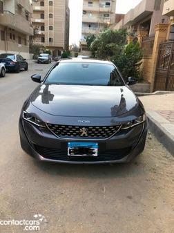 Peugeot - 508 - 2020