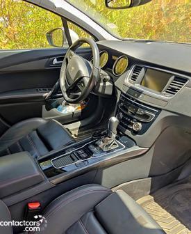 Peugeot - 508 - 2018