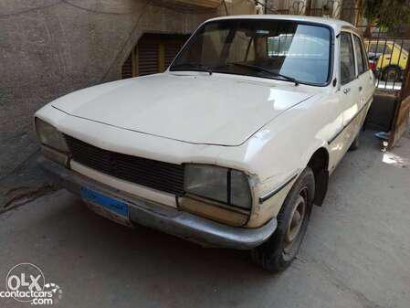 Peugeot - 504 - 1980