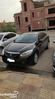 Renault - Fluence - 2012