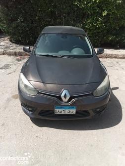 Renault - Fluence - 2015