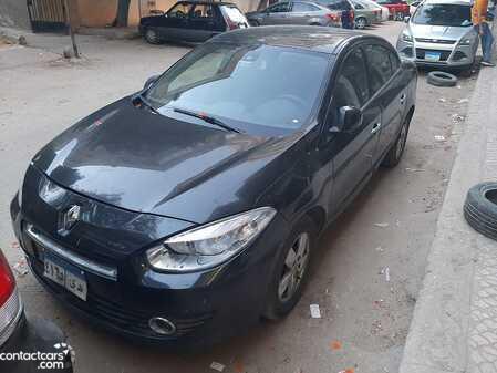 Renault - Fluence - 2011