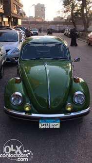 Volkswagen - Beetles - 1973