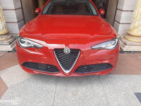 Alfa Romeo - Giulia - 2021