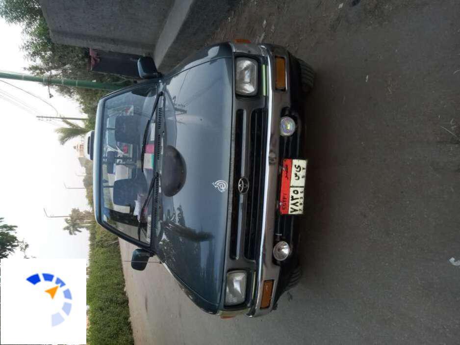 Toyota - Hilux - 1993