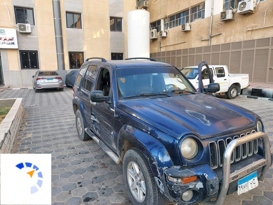 Jeep - Liberty  - 2004
