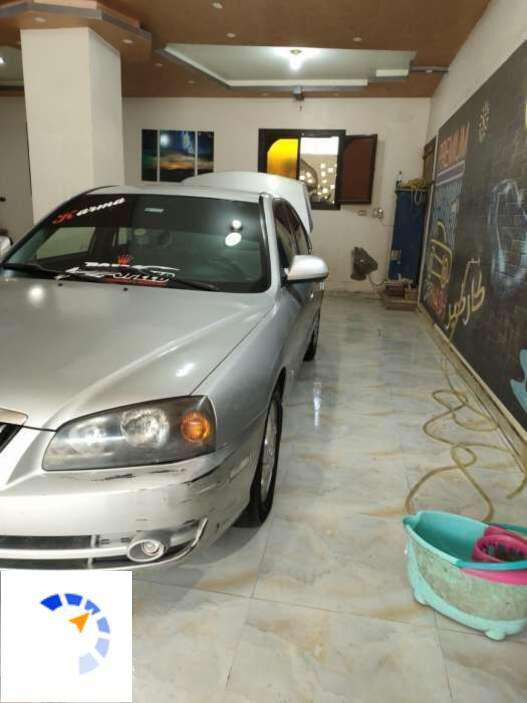 Hyundai - Avante - 2004