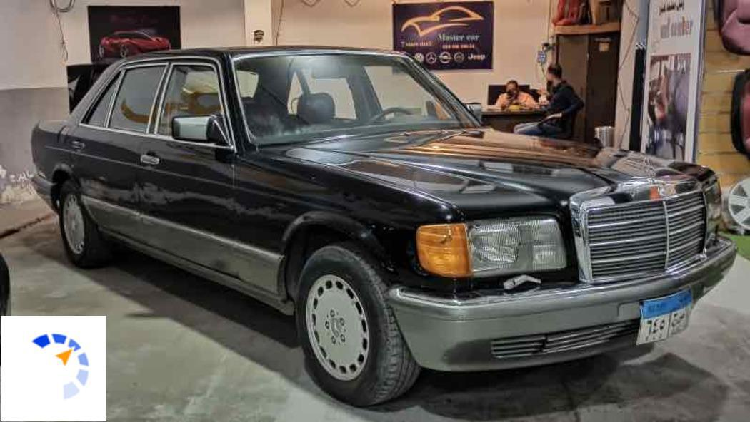 Mercedes - Sl 500 - 1989