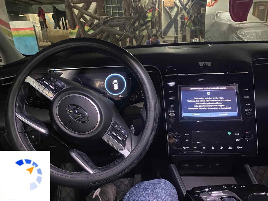 Hyundai - Tucson NX4e  - 2021